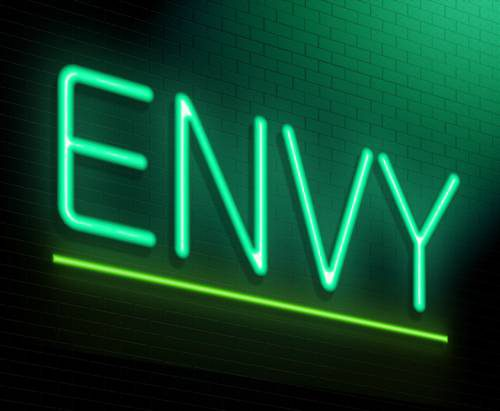 The Evil of Envy