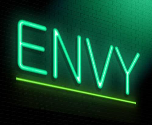The Evil of Envy