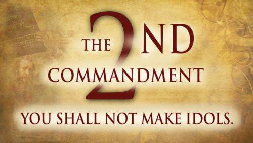 The 2nd Commandment