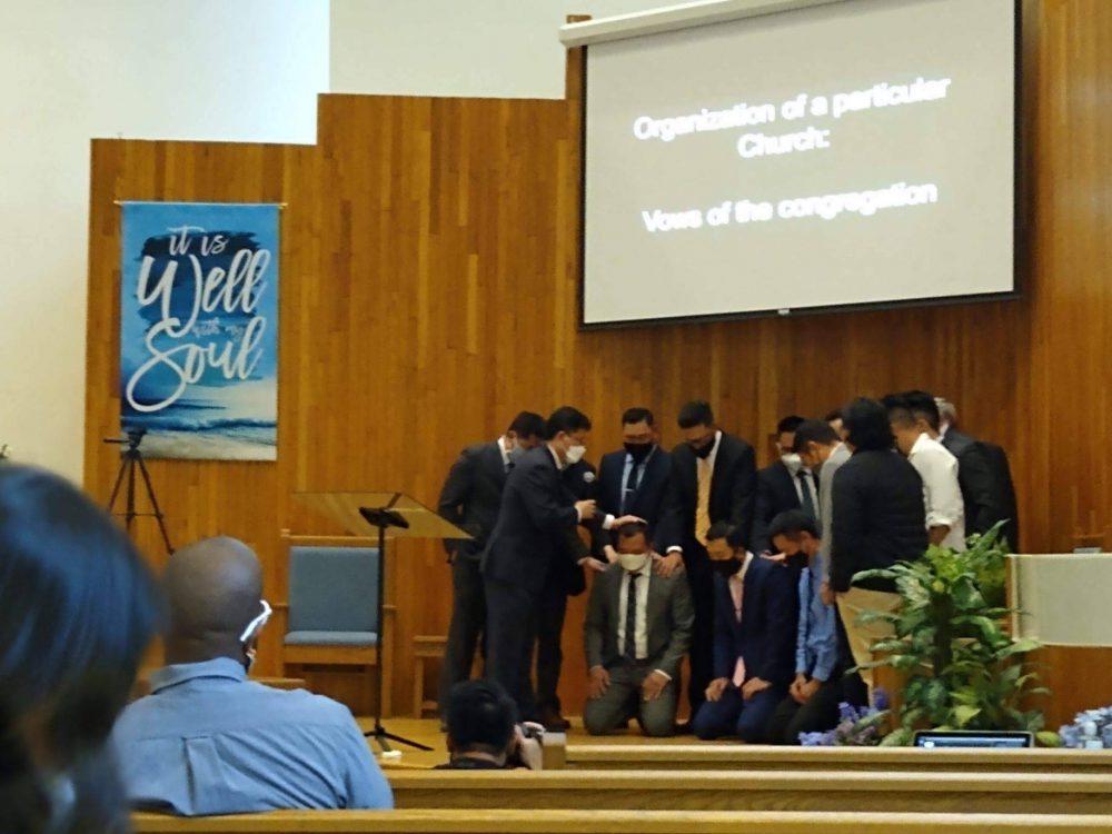 Harvest Ordination Particularization Service