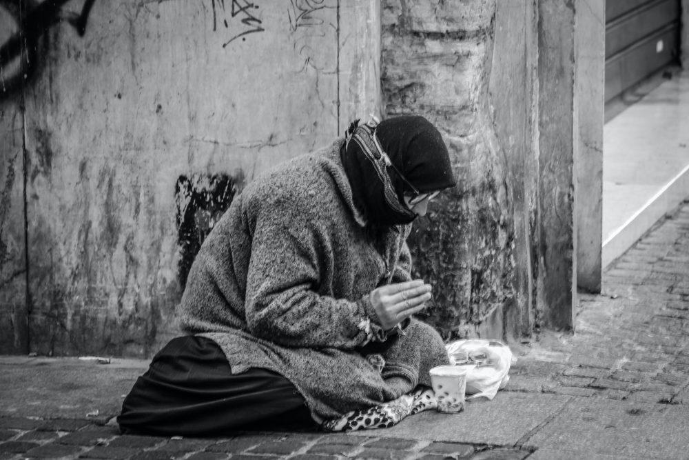 The Poor in Spirit